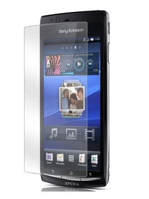 Sony Ericsson XPERIA Arc/Arc S Ultraclear Screen Protector