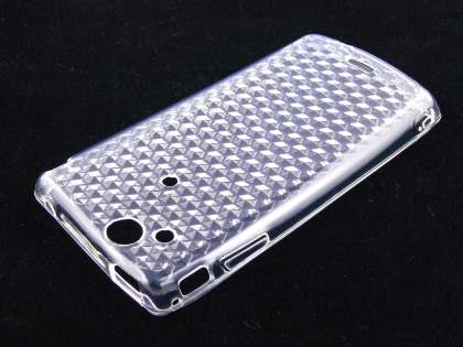Sony Ericsson XPERIA Arc/Arc S TPU Gel Case - Clear