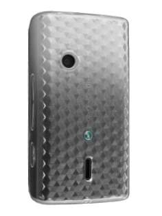 TPU Gel Case for Sony Ericsson XPERIA X8 - Clear Soft Cover