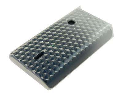 TPU Gel Case for Sony Ericsson XPERIA X8 - Clear