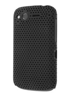 HTC Desire S Slim Mesh Case - Black
