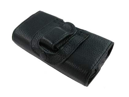HTC Desire S Synthetic Leather Belt Pouch