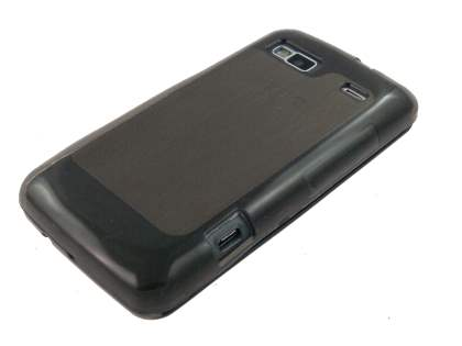 TPU Gel Case for HTC Desire Z - Grey