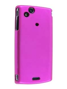 Sony Ericsson XPERIA Arc/Arc S UltraTough Slim Case - Pink