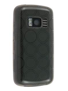 Nokia C6-01 TPU Gel Case - Grey Soft Cover