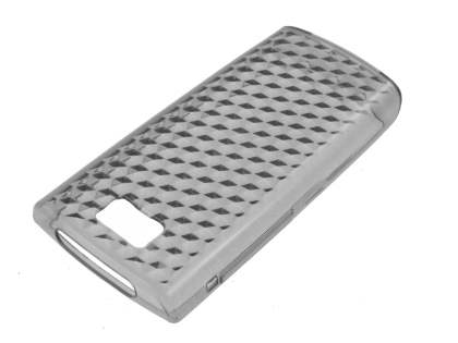 Nokia X3-02 TPU Gel Case - Diamond Clear