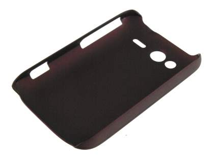 ROCK Nakedshell Case for HTC Wildfire S - Burgundy Red