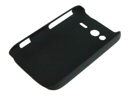 ROCK Nakedshell Case for HTC Wildfire S - Classic Black