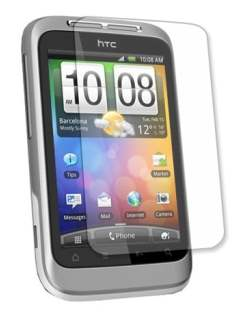 Ultraclear Screen Protector for HTC Wildfire S