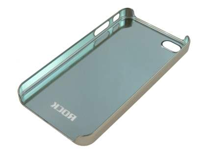 ROCK Titanium Ultra-Thin Naked Shell for iPhone 4  - Vegas Gold