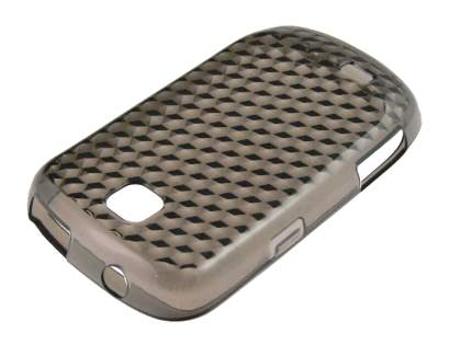 Samsung Galaxy Mini S5570 TPU Gel Case - Grey