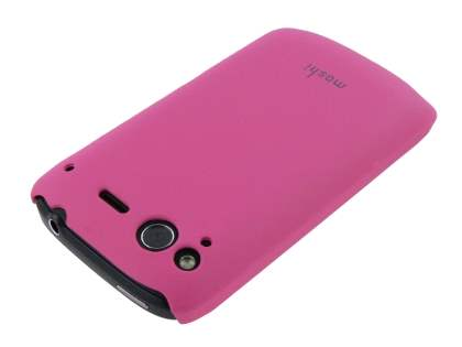 Moshi iGlaze 4 Ultra Thin Case for HTC Desire S - Baby Pink