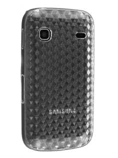 TPU Gel Case for Samsung Galaxy Gio S5660 - Clear Soft Cover