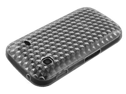 Samsung Galaxy Gio S5660 TPU Gel Case - Clear