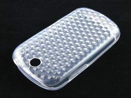 TPU Gel Case for LG Optimus Me P350 - Clear