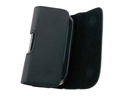 LG Optimus Me P350 Synthetic Leather Belt Pouch