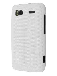 HTC Sensation Dream Mesh Case - White
