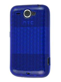 HTC Wildfire G8 TPU Gel Case - Blue