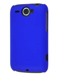 Dream Mesh Case for HTC Wildfire G8 - Blue Hard Case