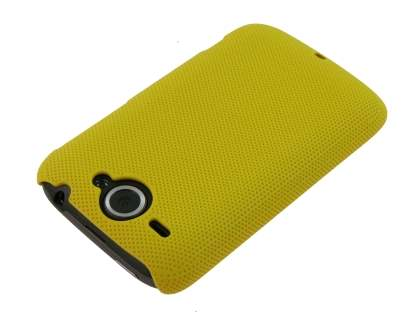 Dream Mesh Case for HTC Wildfire G8 - Yellow