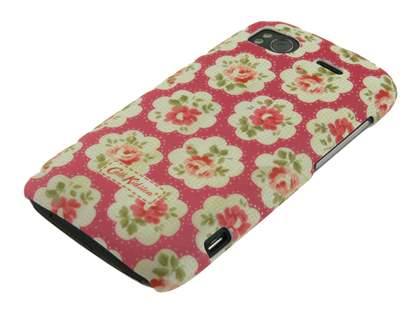 Vintage Inspired Lacquered Shell Case for the HTC Sensation