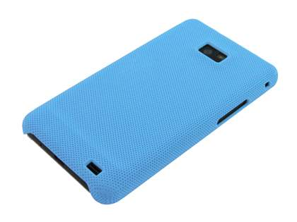 Dream Mesh Case for Samsung I9100 Galaxy S2 - Sky Blue
