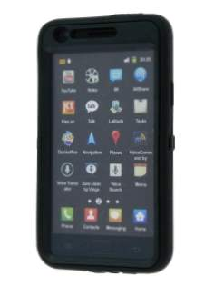Defender Case for Samsung I9100 Galaxy S2 - Black