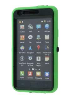 Defender Case for Samsung I9100 Galaxy S2 - Green/Black