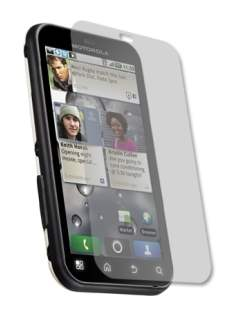 Motorola DEFY Ultraclear Screen Protector