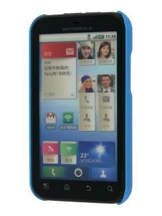 Motorola DEFY ME525 Dream Mesh Case - Sky blue