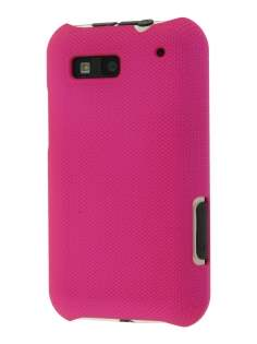 Dream Mesh Case for Motorola DEFY ME525 - Pink Hard Case