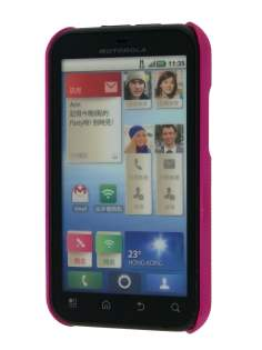 Dream Mesh Case for Motorola DEFY ME525 - Pink