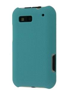 Dream Mesh Case for Motorola DEFY ME525 - Turquoise Hard Case