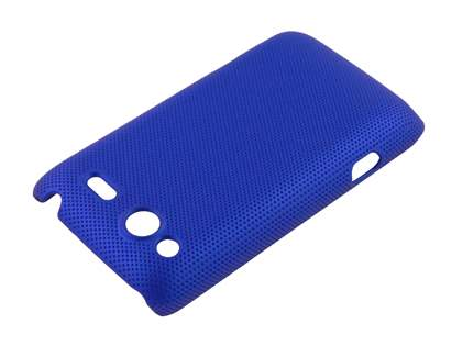 HTC Salsa Micro Mesh Case - Navy Blue