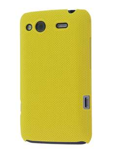 HTC Salsa Micro Mesh Case - Canary Yellow
