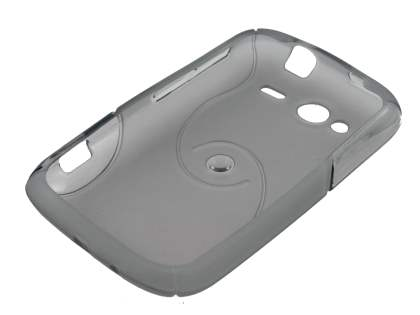HTC Wildfire S Wave Case - Light Grey
