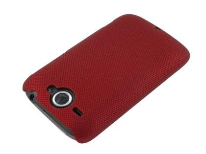 Dream Mesh Case for HTC Wildfire G8 - Red