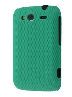 Micro Mesh Case for HTC Wildfire S - Shamrock green Hard Case