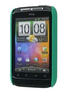 Micro Mesh Case for HTC Wildfire S - Shamrock green