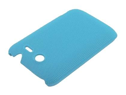 HTC Wildfire S Micro Mesh Case - Sky Blue