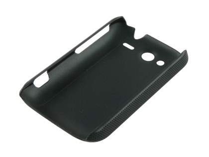 Micro Mesh Case for HTC Wildfire S - Classic Black
