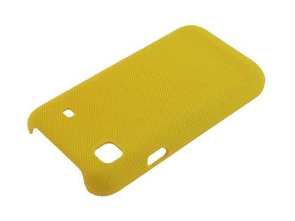 Dream Mesh Case for Samsung I9000 Galaxy S - Yellow