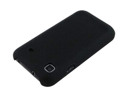 Dream Mesh Case for Samsung I9000 Galaxy S - Classic Black