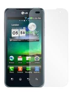 LG Optimus 2X P990 Ultraclear Screen Protector