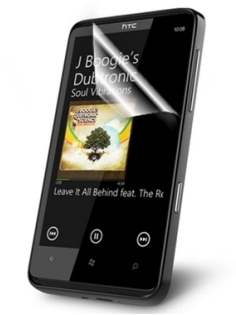 HTC HD7 Ultraclear Screen Protector