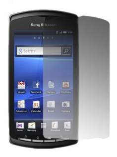 Anti-Glare Screen Protector for Sony Ericsson XPERIA Play - Screen Protector