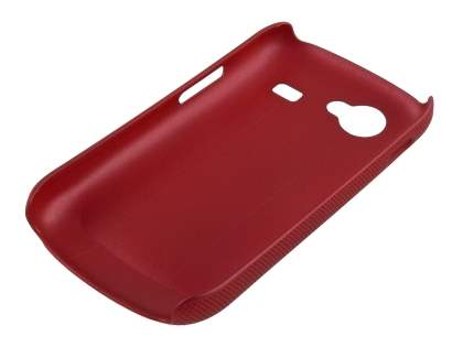 Dream Mesh Case for Samsung I9023 Google Nexus S - Burgundy Red