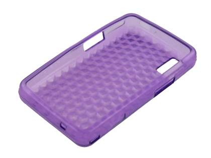 F480 TPU Gel Case - Diamond Purple