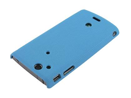 Dream Mesh Case for Sony Ericsson XPERIA Arc/Arc S - Sky Blue