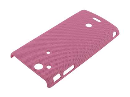 Sony Ericsson XPERIA Arc/Arc S Dream Mesh Case - Baby Pink